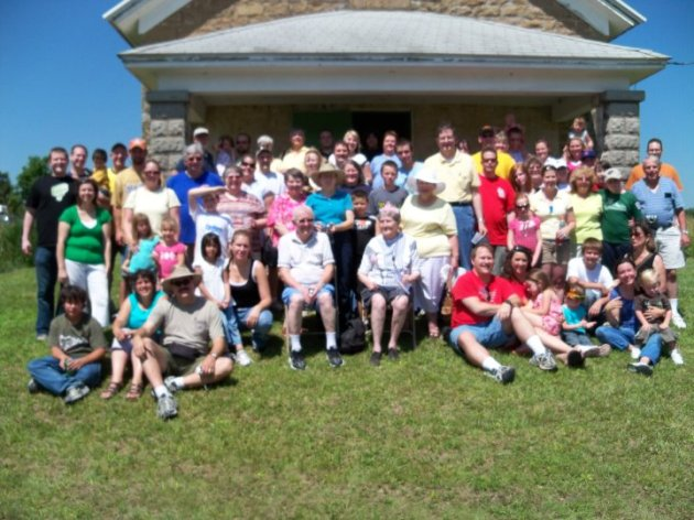 2011 Pruitt Family Reunion